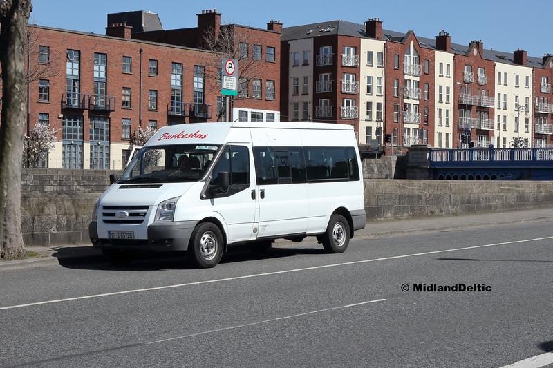Burkesbus 07-D-65726, Victoria Quay Dublin, 21-04-3018