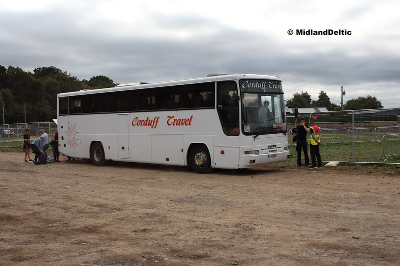 Corduff 97-MO-2201, Electric Picnic Bus Park Stradbally, 31-08-2018