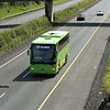 Dublin Coach 181-KE-2240, M7 Portlaoise, 04-06-2018