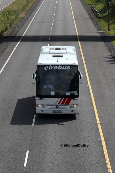 Eirebus 161-D-39025, M7 Portlaoise, 04-06-2018