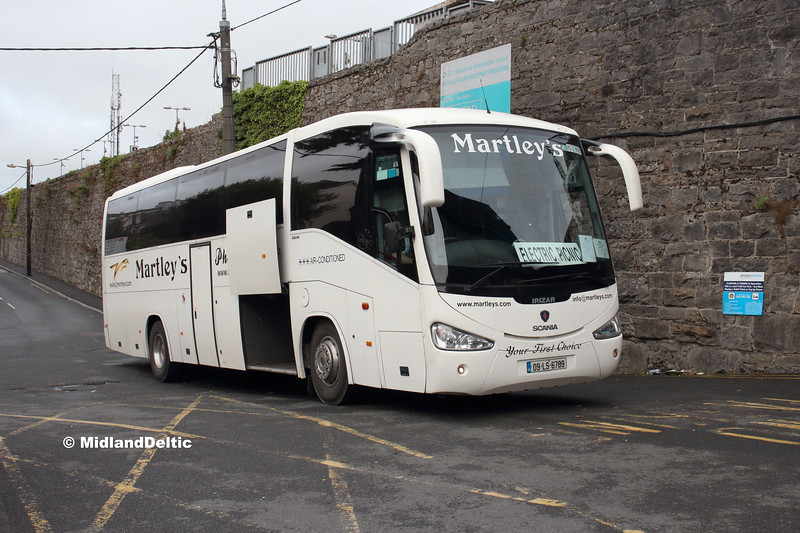 Martley's 09-LS-6789, Portlaoise Station, 01-09-2018