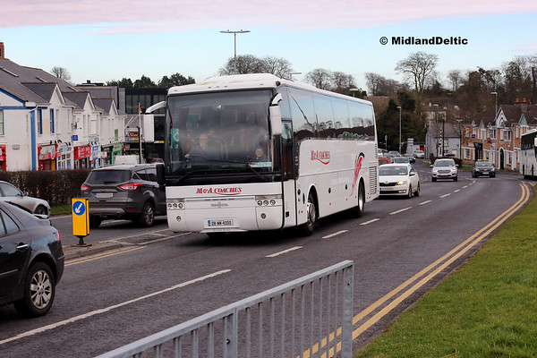M&A Coaches 08-WW-4000, James Fintan Lawlor Ave Portlaoise, 02-02-2018