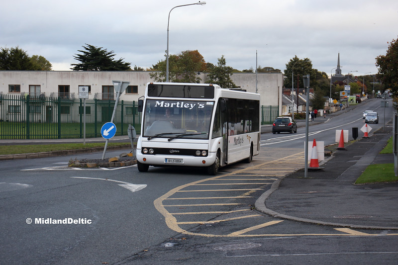 Martley's 10-LS-6954, Mountrath Rd Portlaoise, 02-10-2018