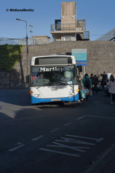 Martley's 03-LS-6163, Portlaoise Station, 03-09-2018
