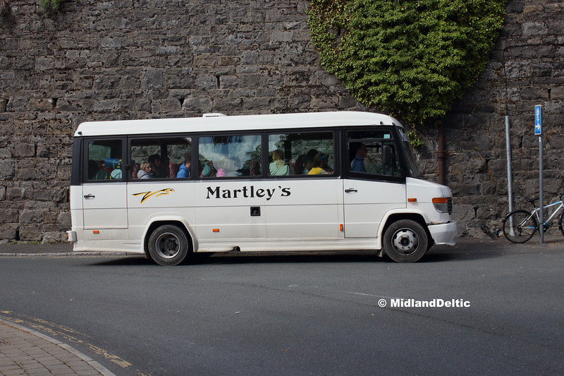 Martley's 05-LS-6176,Portlaoise Station, 03-09-2018