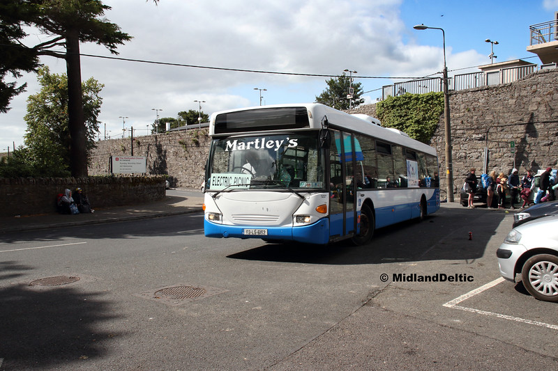 Martley's 03-LS-6162, Railway St Portlaoise, 03-09-2018