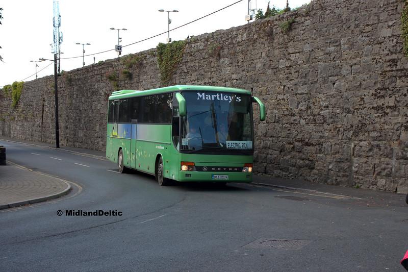 Martley's 00-D-120324, Station St Portlaoise, 03-09-2018
