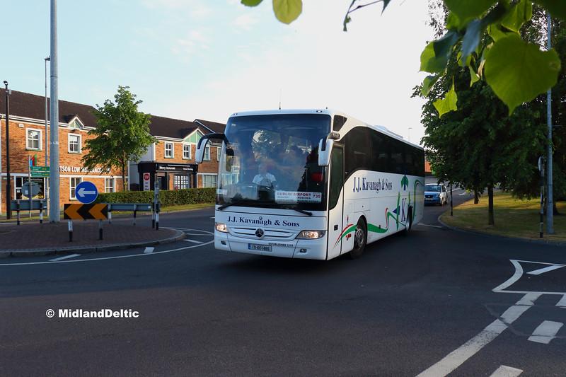 JJ Kavanagh 171-KK-1466, James Fintan Lawlor Ave Portlaoise, 05-06-2018