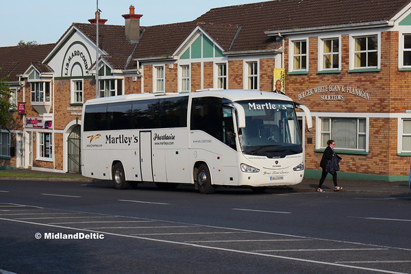 Martleys 09-LS-6789, James Fintan Lawlor Ave Portlaoise, 05-06-2018