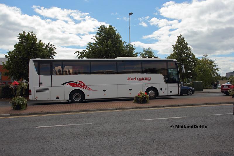 M&A Coaches 08-D-27333, James Fintan Lawlor Ave Porltaoise, 10-08-2018