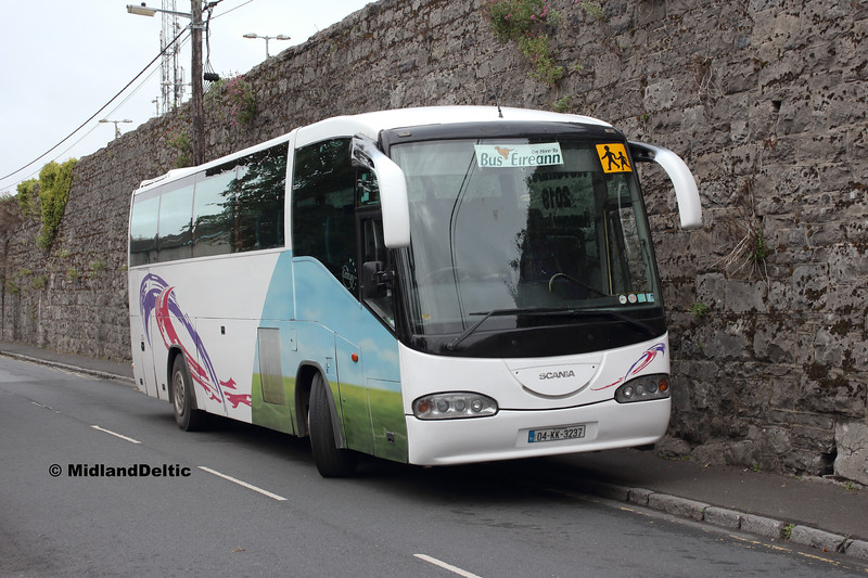 Bernard Kavanagh 04-KK-3237, Station St Portlaoise, 15-09-2018