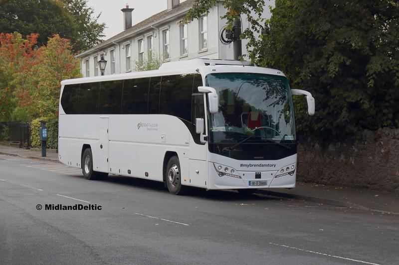 Bernard Kavanagh 181-D-26605, Railway St Portlaoise, 15-09-2018
