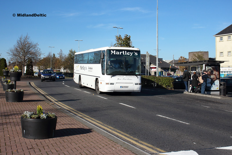 Martley's 96-LS-2673, James Fintan Lawlor Ave Portlaoise, 18-10-2018