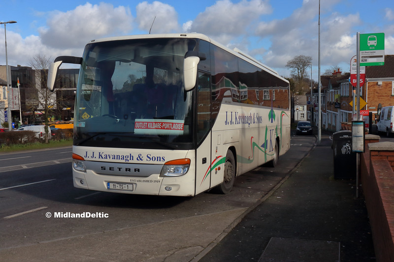 JJ Kavanagh 11-TS-1, James Fintan Lawlor Ave Portlaoise, 20-02-2018