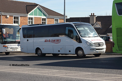 M&A Coaches 131-D-3443, James Fintan Lawlor Ave Portlaoise, 20-03-2018