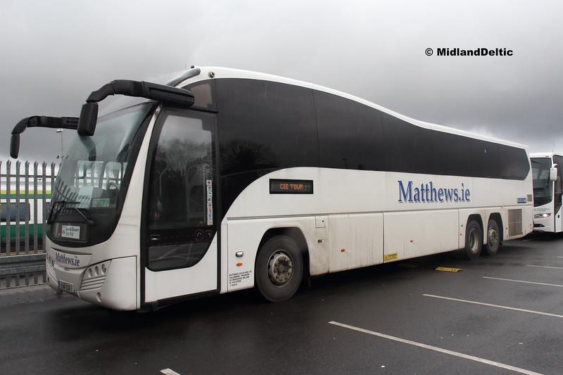 Matthews 10-MN-7261, Newbridge, 30-03-2018