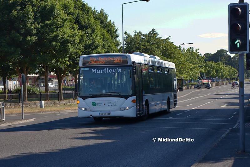 Martley 142-LS-504, Ballymany Newbridge, 26-06-2018