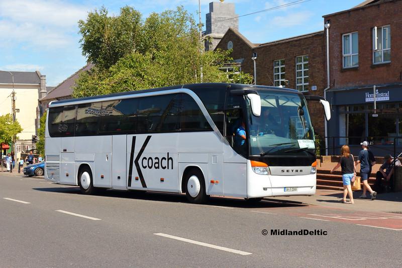K-Coach 04-D-22818, Main St Newbridge,26-06-2018