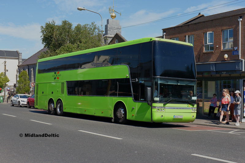 Dublin Coach 09-KE-17773, Main St Newbridge, 26-06-2018