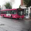 Translink Metro 911, Great Victoria St Belfast, 08-07-2019