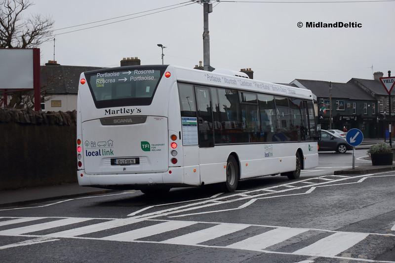 Martley's 10-LS-6876, Grattan St Portlaoise, 16-04-2019