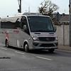 M&A Coaches 171-KK-1197, Coote St Portlaoise, 23-03-2019