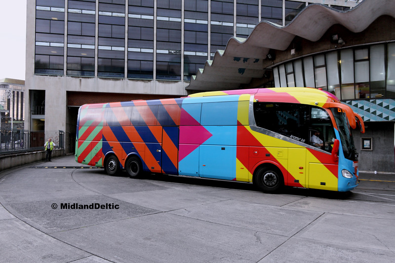 Bus Éireann SE33, Busáras Dublin, 23-07-2016
