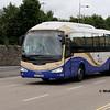 Ulsterbus 1038, East Wall Rd Dublin, 25-07-2016