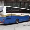 Ulsterbus 1784, Busáras Dublin, 25-07-2016