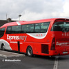 Bus Éireann SP95, Limerick Bus Station, 12-10-2016