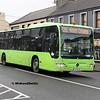 Dublin Coach 07-KE-2611, Edward St Newbridge, 17-02-2017