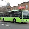 Dublin Coach 07-KE-2611, Main St Newbridge, 17-02-2017