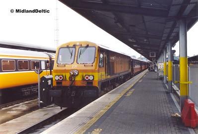 231, Dublin Heuston, 18-08-2004