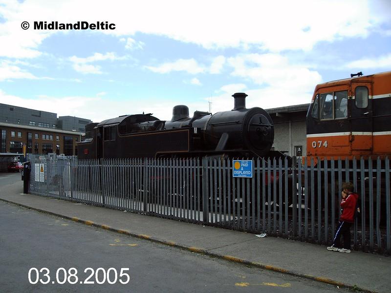 LMS(NCC) 4, Connolly Carriage Sdgs, 03-08-2005