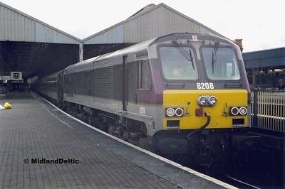 8208, Dublin Connolly, 31-07-2006