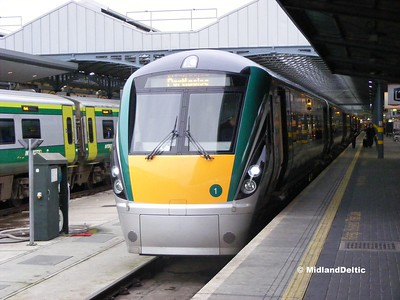 22001, Dublin Heuston, 9-10-2008