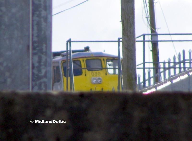 080, Portlaoise PW, 21-04-2012