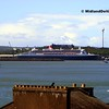 RMS Queen Mary 2, Ringaskiddy, 19-05-2015