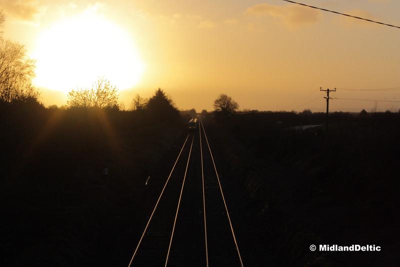Clonboyne Sunset, 08-12-2015