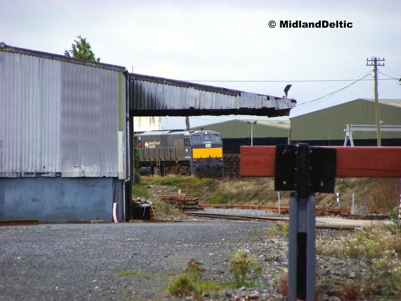 088, Portlaoise PW Yard, 23-10-2015