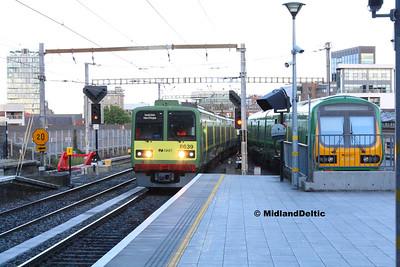 8639, 29105, Dublin Pearse, 24-07-2016