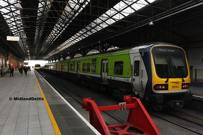 29014, Dublin Connolly, 31-10-2016
