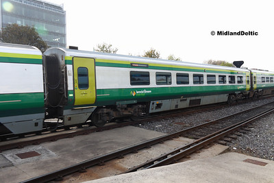 4208, Dublin Heuston, 31-10-2016