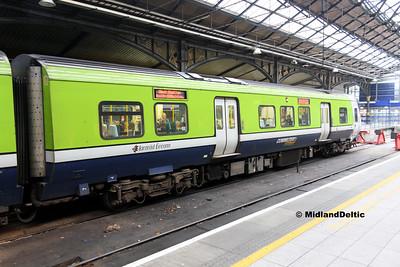 29111, Dublin Connolly, 31-10-2016