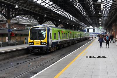 29011, Dublin Connolly, 31-10-2016
