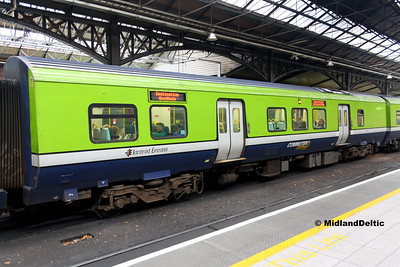 29211, Dublin Connolly, 31-10-2016