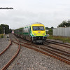 4004-2016_09010006<br /> <br /> The usual mark 4 control car brings up the rear of the 0900 Heuston - Cork.