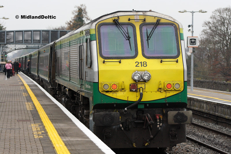 218, Portlaoise, 05-12-2016
