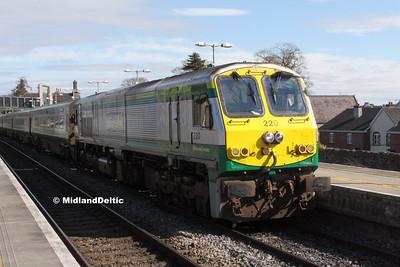 220, Portlaoise, 15-03-2016