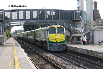 224, Portlaoise, 25-08-2016